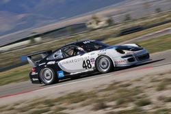#48 Miller Barrett Racing Porsche GT3: Bryce Miller, Kevin Roush