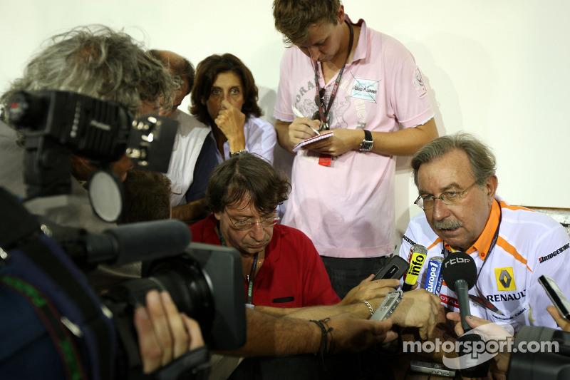 Renault 2009: Жан-Франсуа Кобе