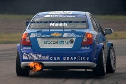 James Nash flames