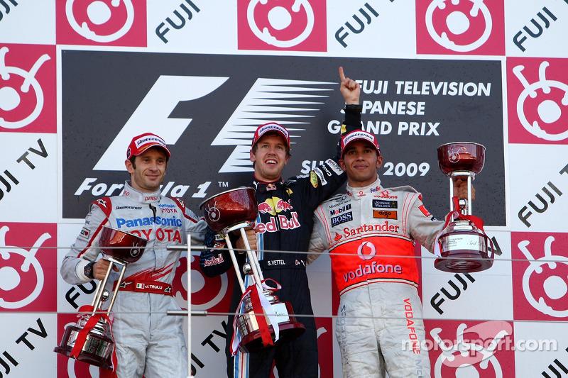 2009: Sebastian Vettel
