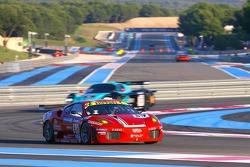 #51 AF Corse Ferrari F430: Alvaro Barba Lopez, Niki Cadei