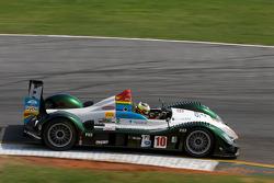 #10 ECO Racing Radical SR9 AER: Hideki Noda, Jose Manuel Balbiani, Dion von Moltke