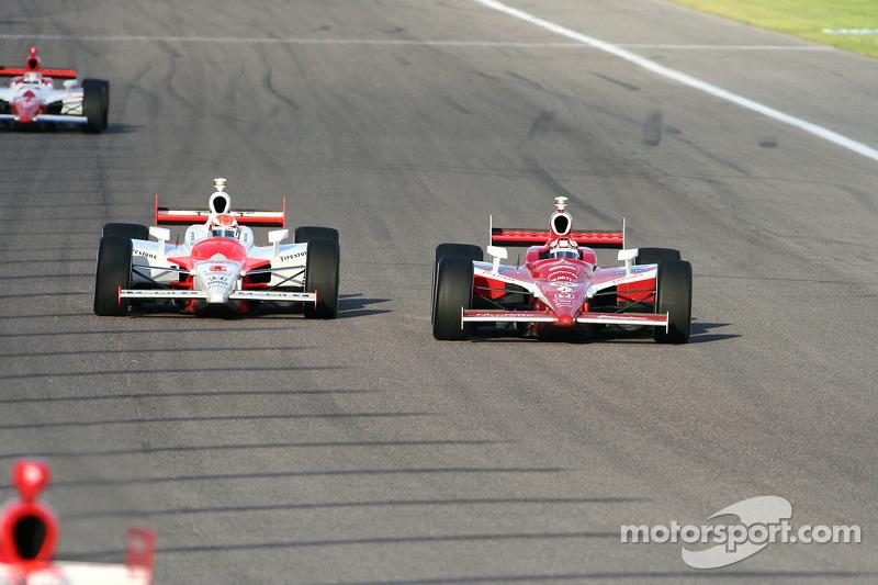 Ryan Briscoe, Team Penske, Scott Dixon, Chip Ganassi Racing