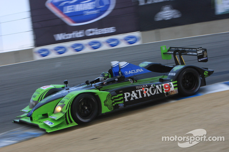 #9 Patron Highcroft Racing Acura ARX-02a Acura: David Brabham, Scott Sharp