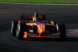 #15 Gary Woodcock, WB Racing, F1 Arrows A22 Hart 3.0 V10 [ex-Bernoldi and Frenzen]