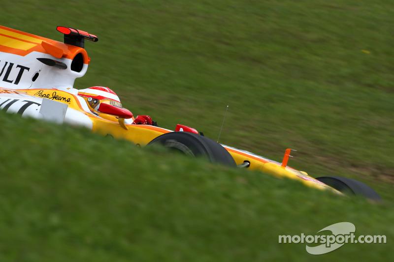 Fernando Alonso, Renault F1