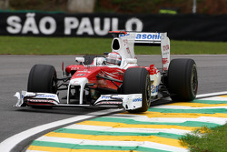 Jarno Trulli, Toyota F1 Team,