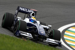 Nico Rosberg, WilliamsF1 Team, FW31