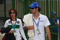 Vivian Senna, Bruno Senna