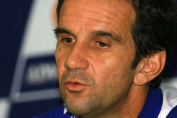 Post-qualifying press conference: Davide Brivio