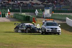 Ralf Schumacher, Team HWA AMG, Mercedes C-Klasse