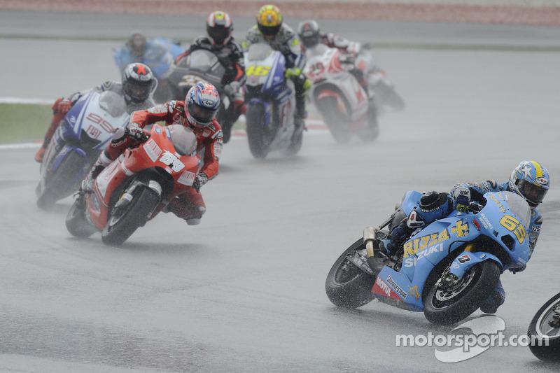 Loris Capirossi, Rizla Suzuki MotoGP, Nicky Hayden, Ducati Marlboro Team