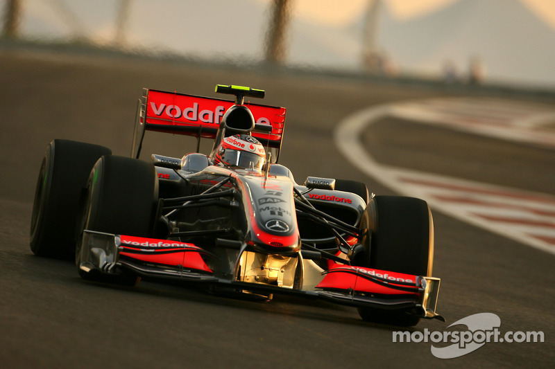 2009 - Kovalainen et McLaren, c'est fini
