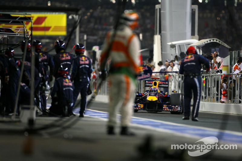 Mark Webber, Red Bull Racing Mark Webber, Red Bull Racing