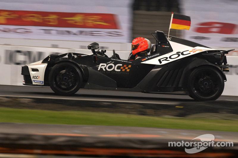 Michael Schumacher, ROC 2009