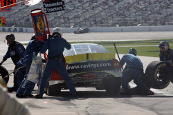 Pit stop for Josh Wise