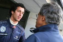 Saturday pre-qualifying race
