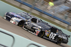 Scott Speed, Red Bull Racing Team Toyota, Casey Mears, Richard Childress Racing Chevrolet