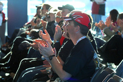 Ambiance at Las Vegas Motor Speedway for the Roast of four time NASCAR Champion Jimmie Johnson