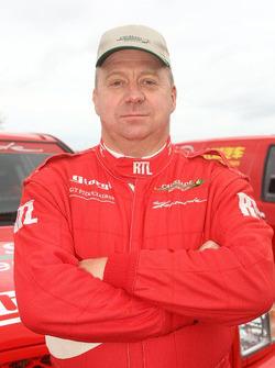 driver Frédéric Chavigny