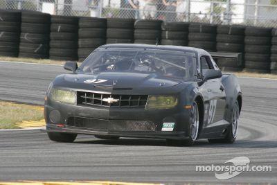 December test days at Daytona