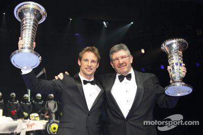 FIA-Preisverleihung 2009, Monaco