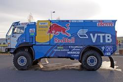Team Kamaz-Master: Camion