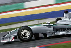 Mercedes Grand Prix Concept Car