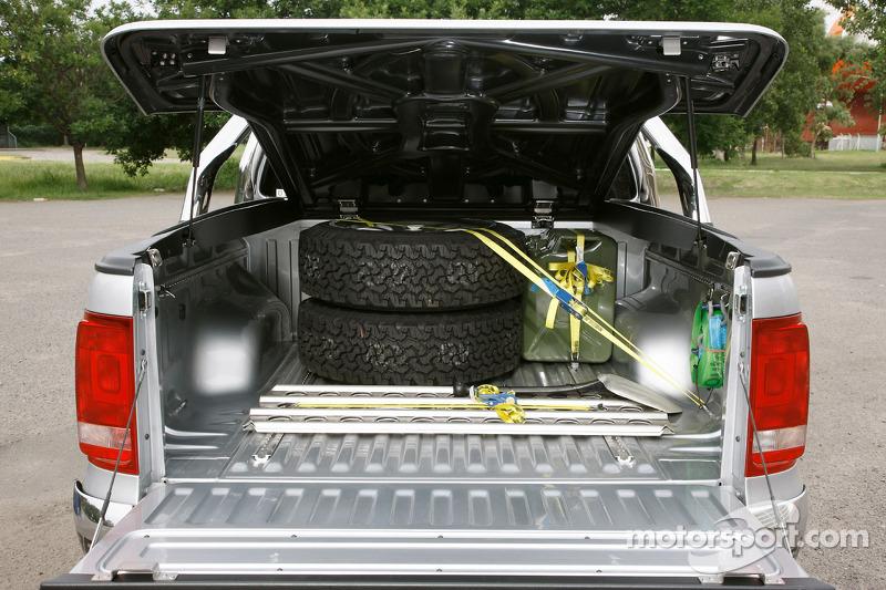 Vehículo de servicio de Volkswagen Amarok