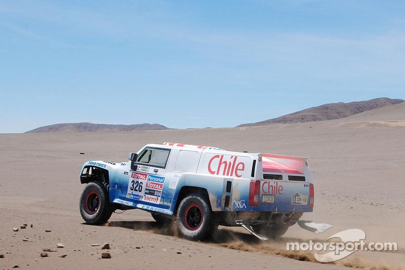 #326 Hummer: Carlo De Gavardo y Juan Pablo Rodriguez