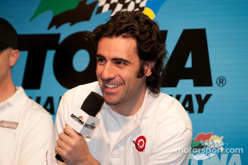 Chip Ganassi Racing persconferentie: Dario Franchitti