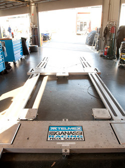 Garage du Chip Ganassi Racing