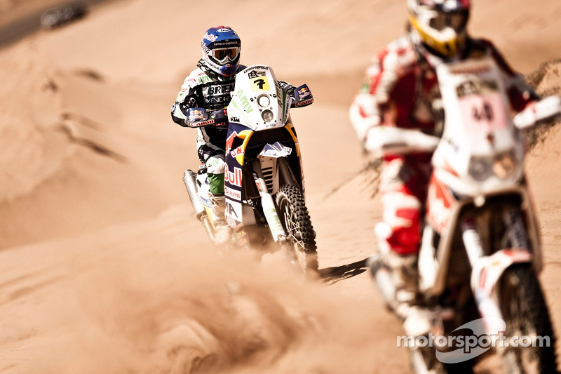 #7 KTM: Henk Knuiman