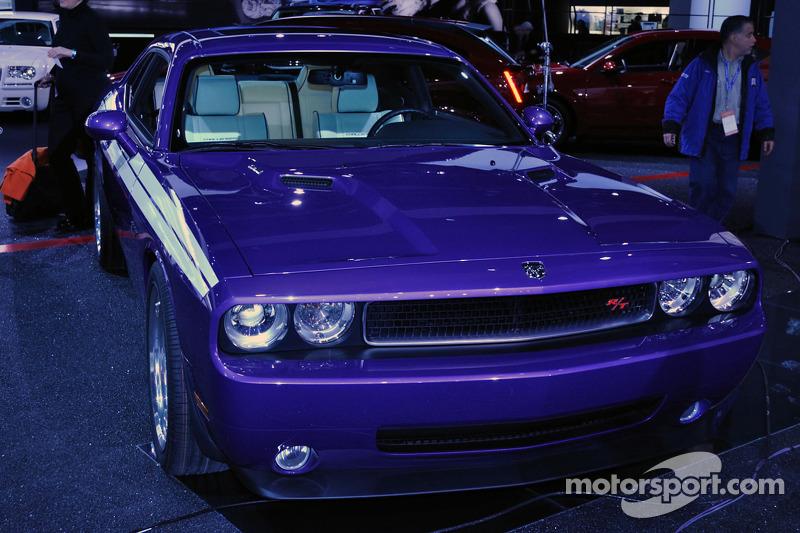 Plum Crazy Dodge Challenger R/T