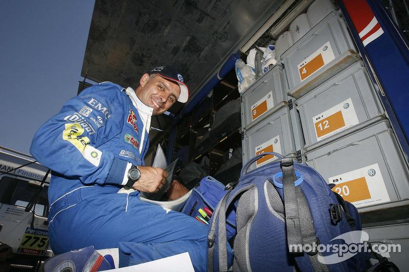 Membre de l'équipe Volkswagen Motorsport