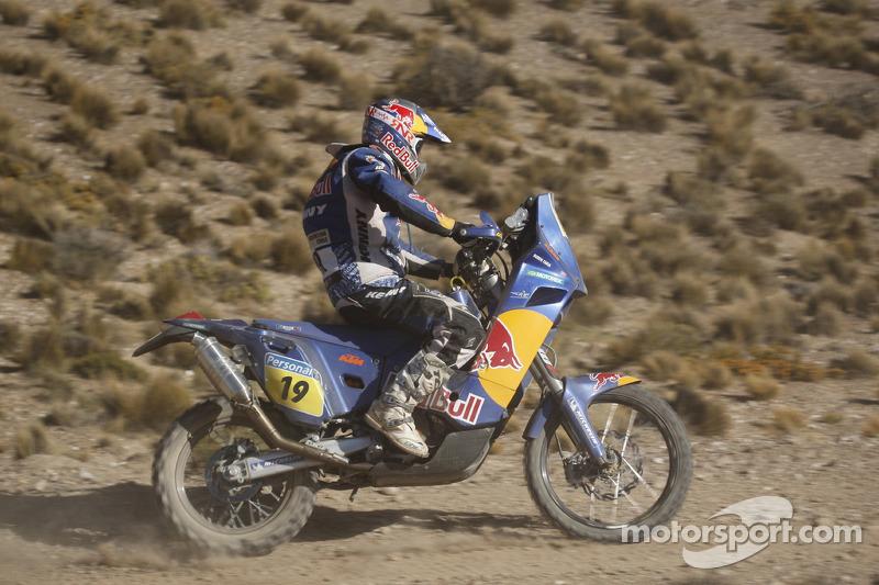 #19 KTM: Ruben Faria