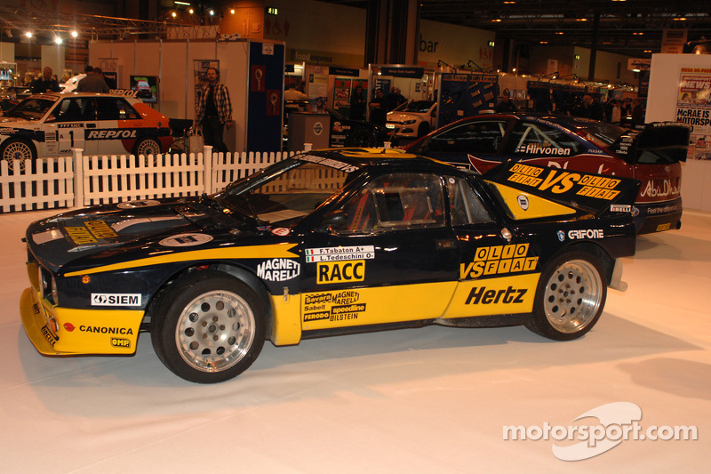 Lancia WRC Car
