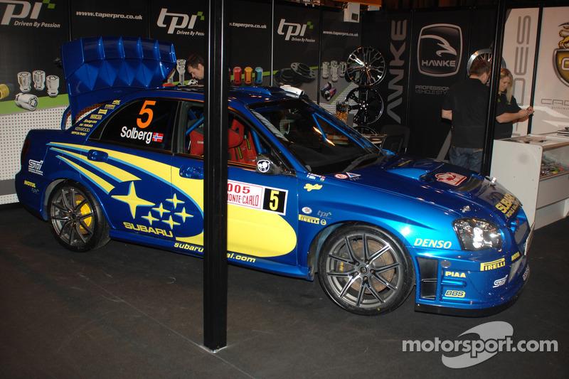 Petter Solbergs WRC Impreza