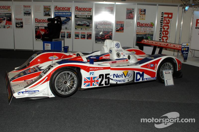 MG Lola LMP2