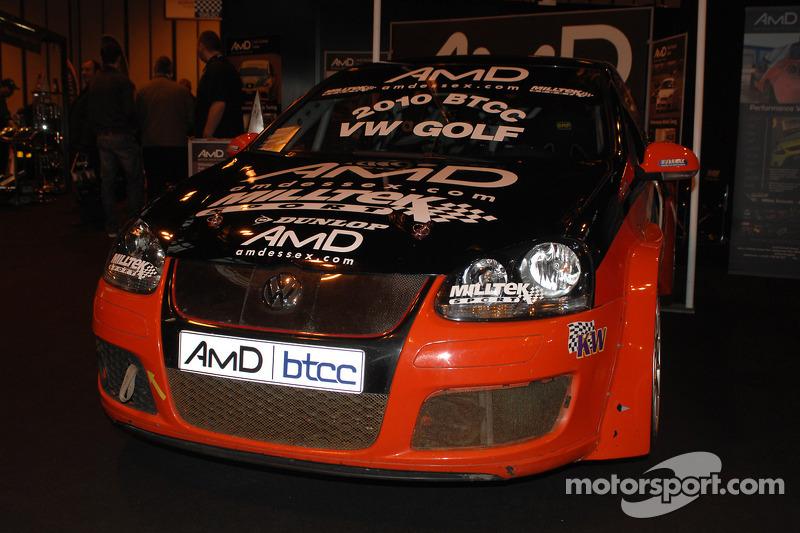BTCC Golf AMG de 2010