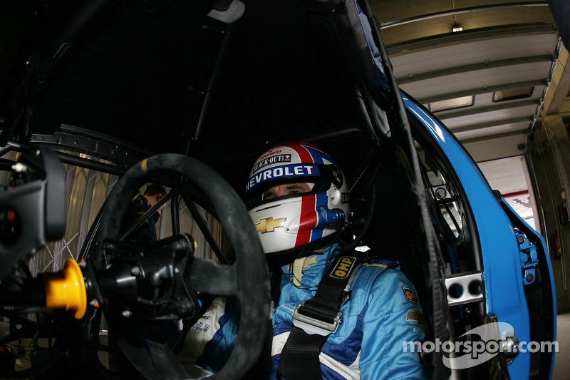 Yvan Muller, Chevrolet Cruze, Chevrolet