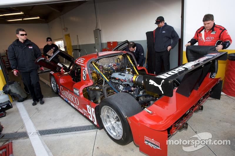 #99 GAINSCO/ Bob Stallings Racing Chevrolet Riley reconstruite et prête à prendre la piste