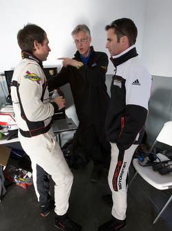 Wolf Henzler and Romain Dumas