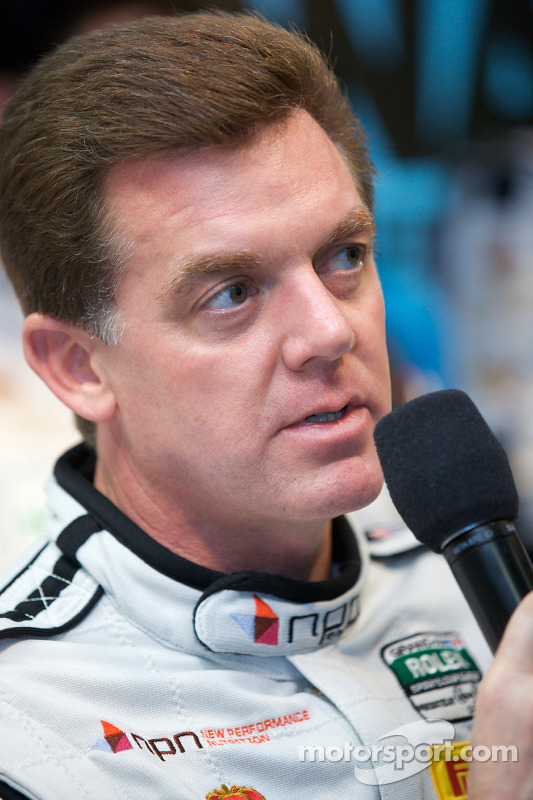 NPN Racing persconferentie: Scott Tucker