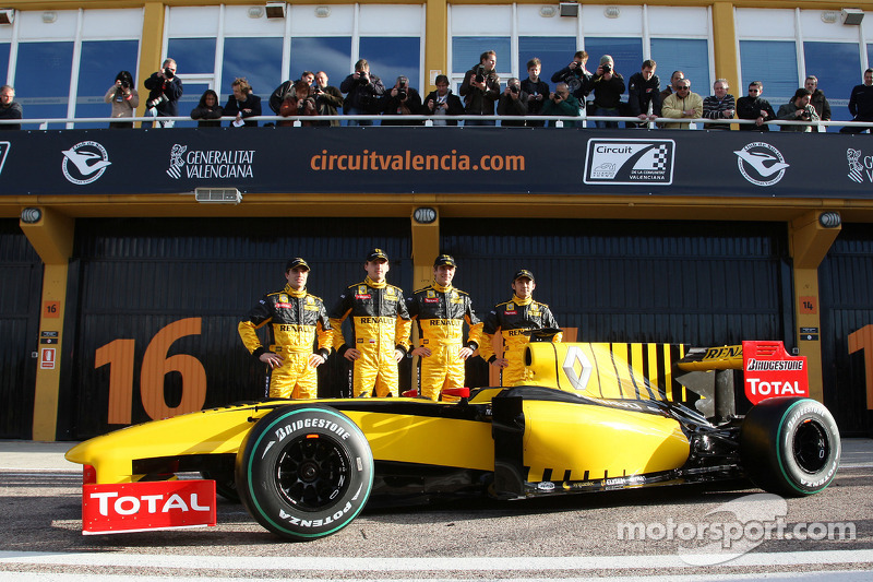 2010 - Renault R30
