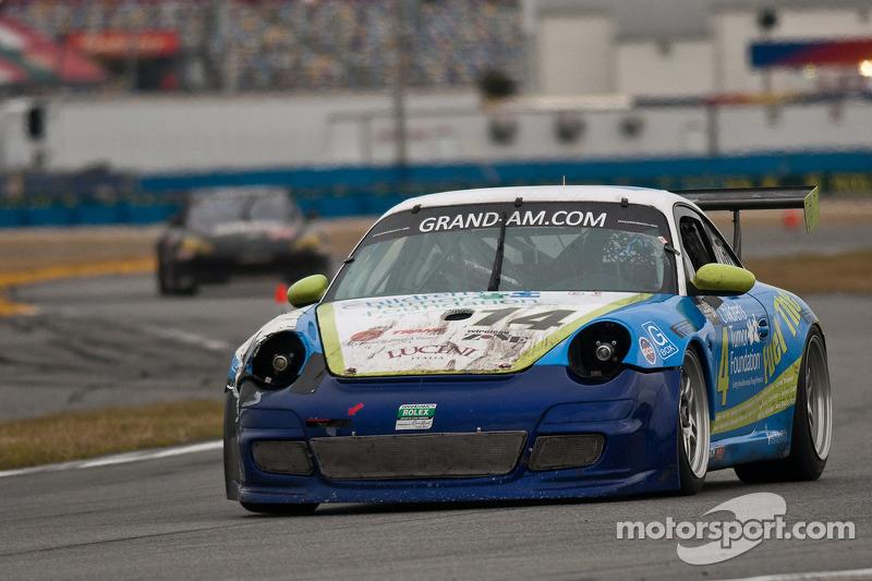 #14 Autometrics Motorsports Porsche GT3: Cory Friedman, Glen Gatlin, Daniel Graeff, Seth Thomas, Ron Yarab Jr.
