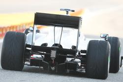 BMW Sauber F1 Team, C29, rear, detail