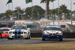 #39 Next Generation Motorsports BMW 330: Bryan Collyer, Craig Conway, #57 Rehagen Racing Ford Mustang GT: Nick Longhi, Joe Masessa