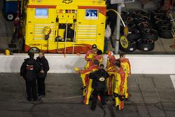 Richard Childress Racing Chevrolet team of Kevin Harvick