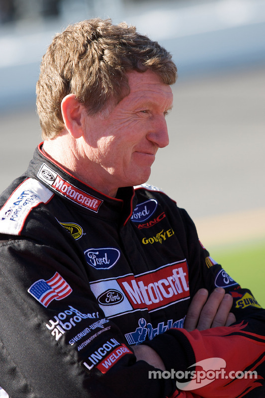 Bill Elliott, Wood Brothers Racing Ford